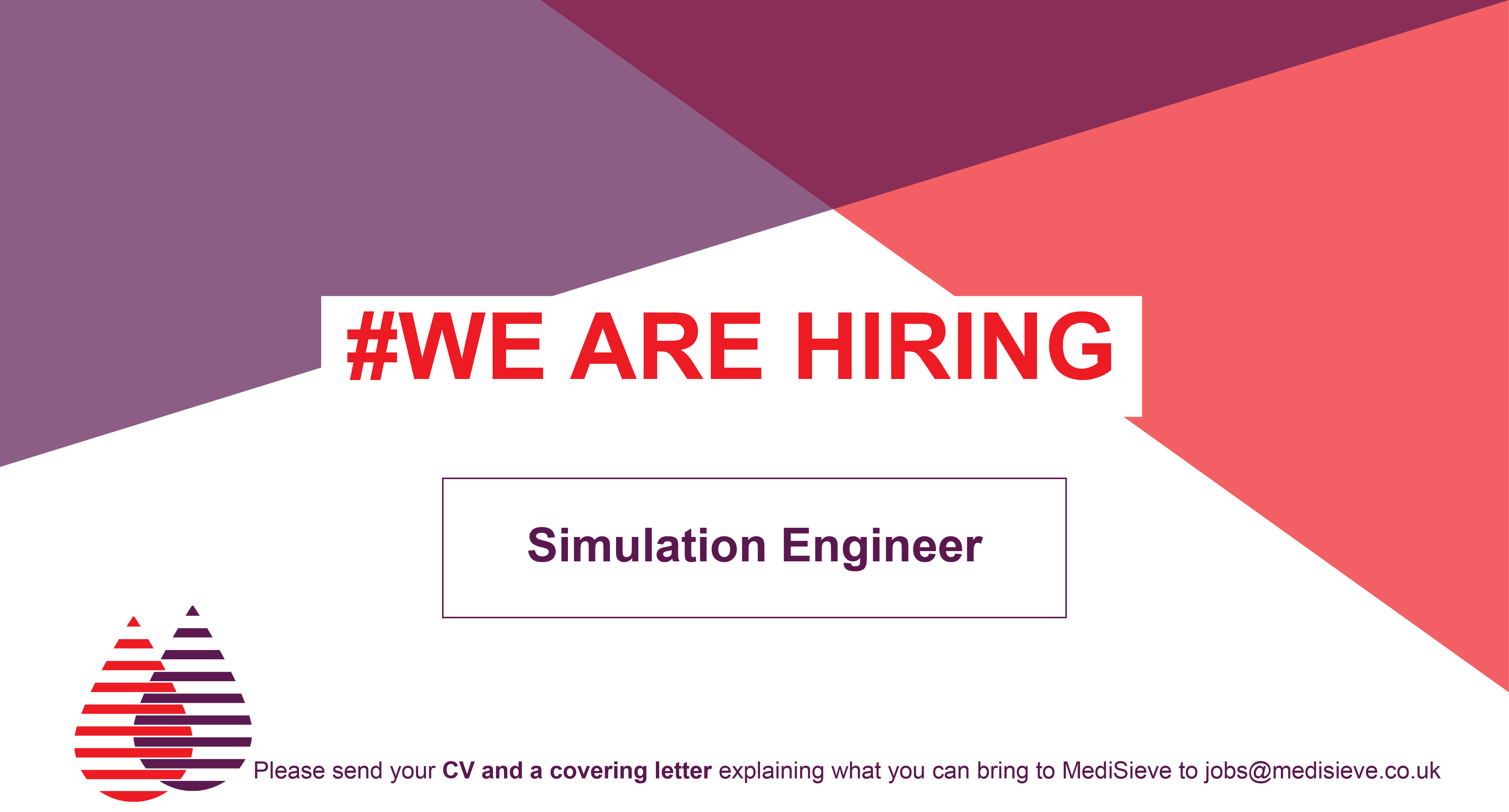 Job Posting: Simulation Engineer