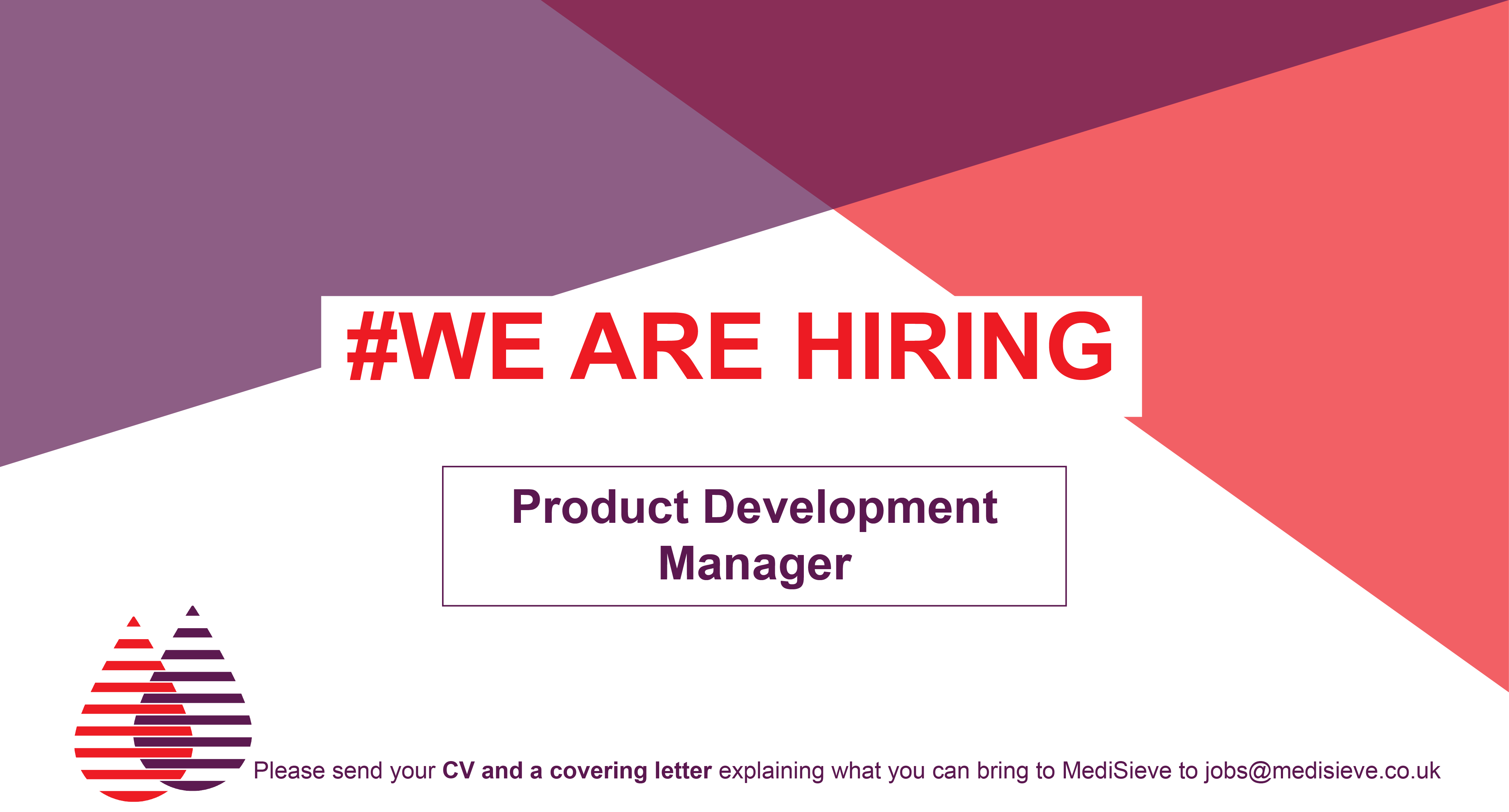Job Posting: Product Development Manager