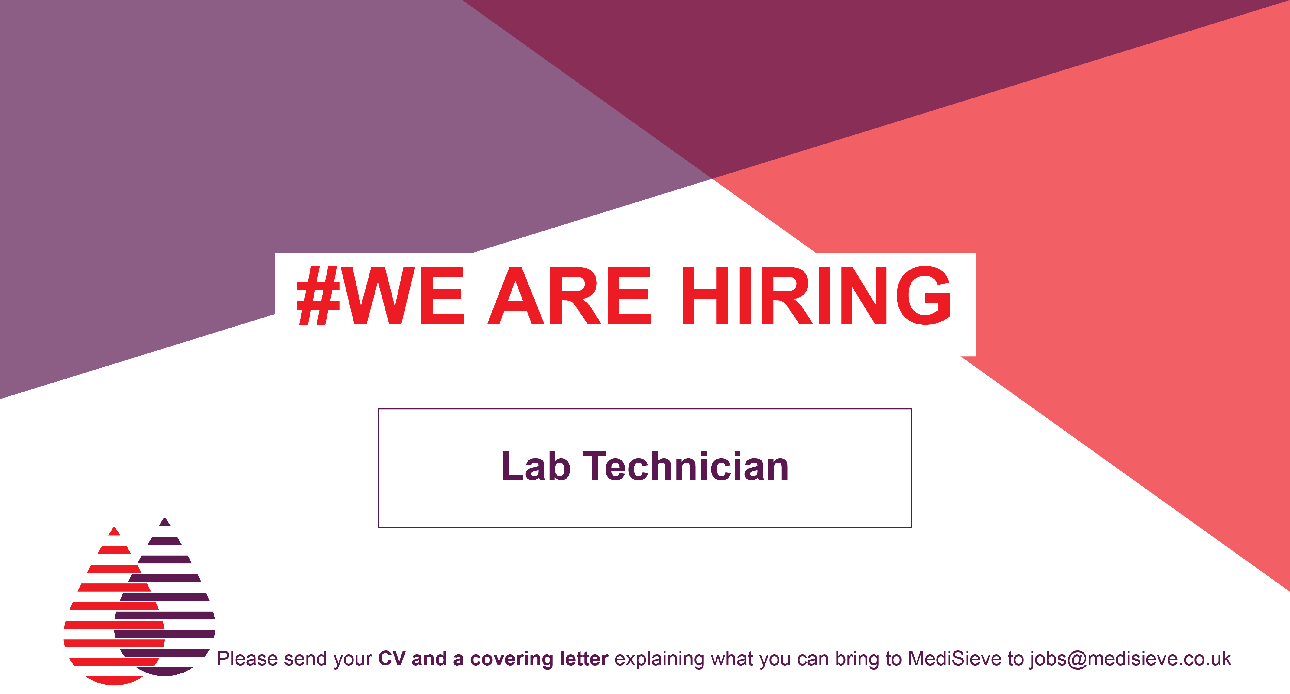 Job Posting: Lab Technician