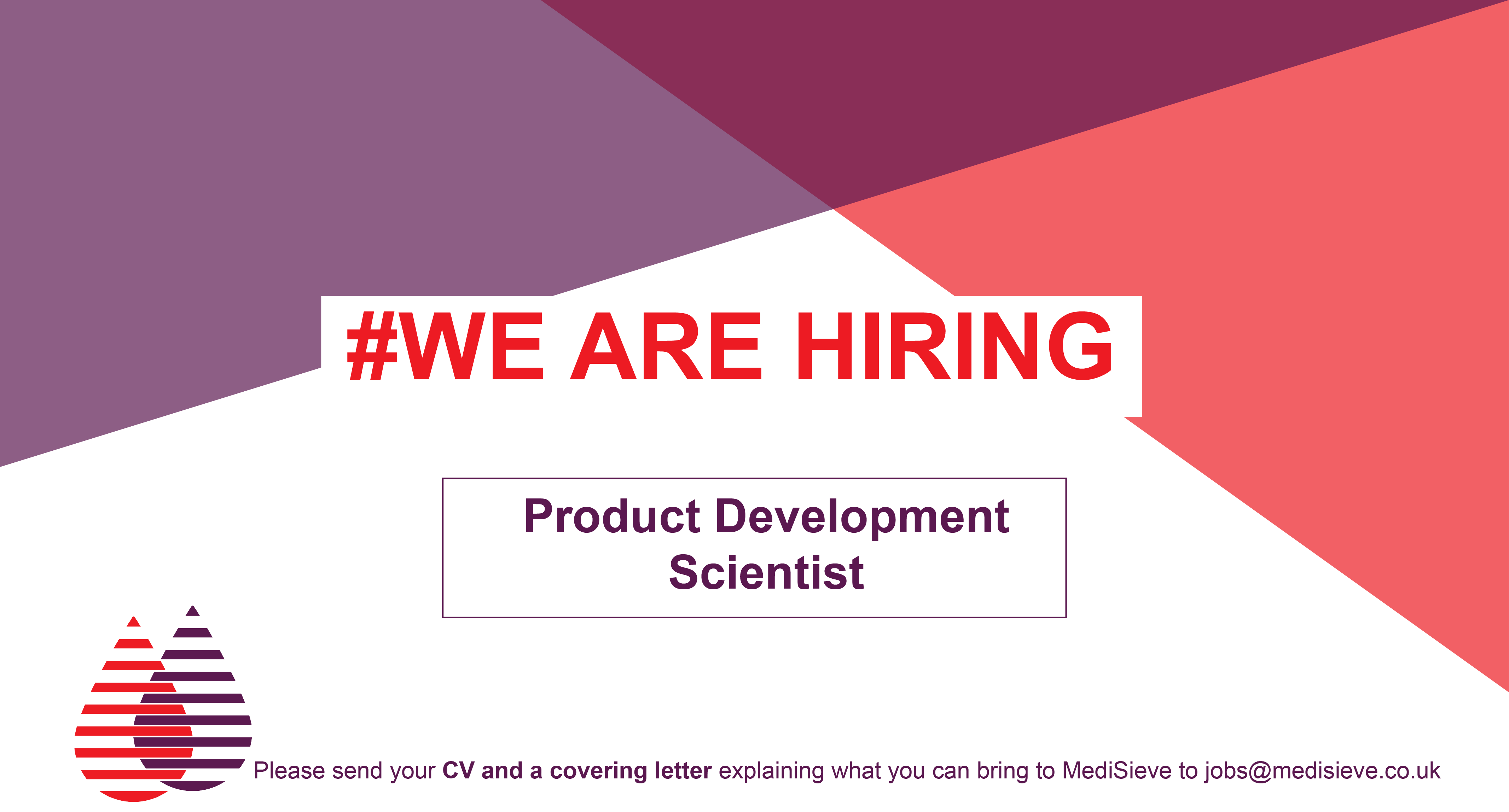 Job Posting: Product Development Scientist