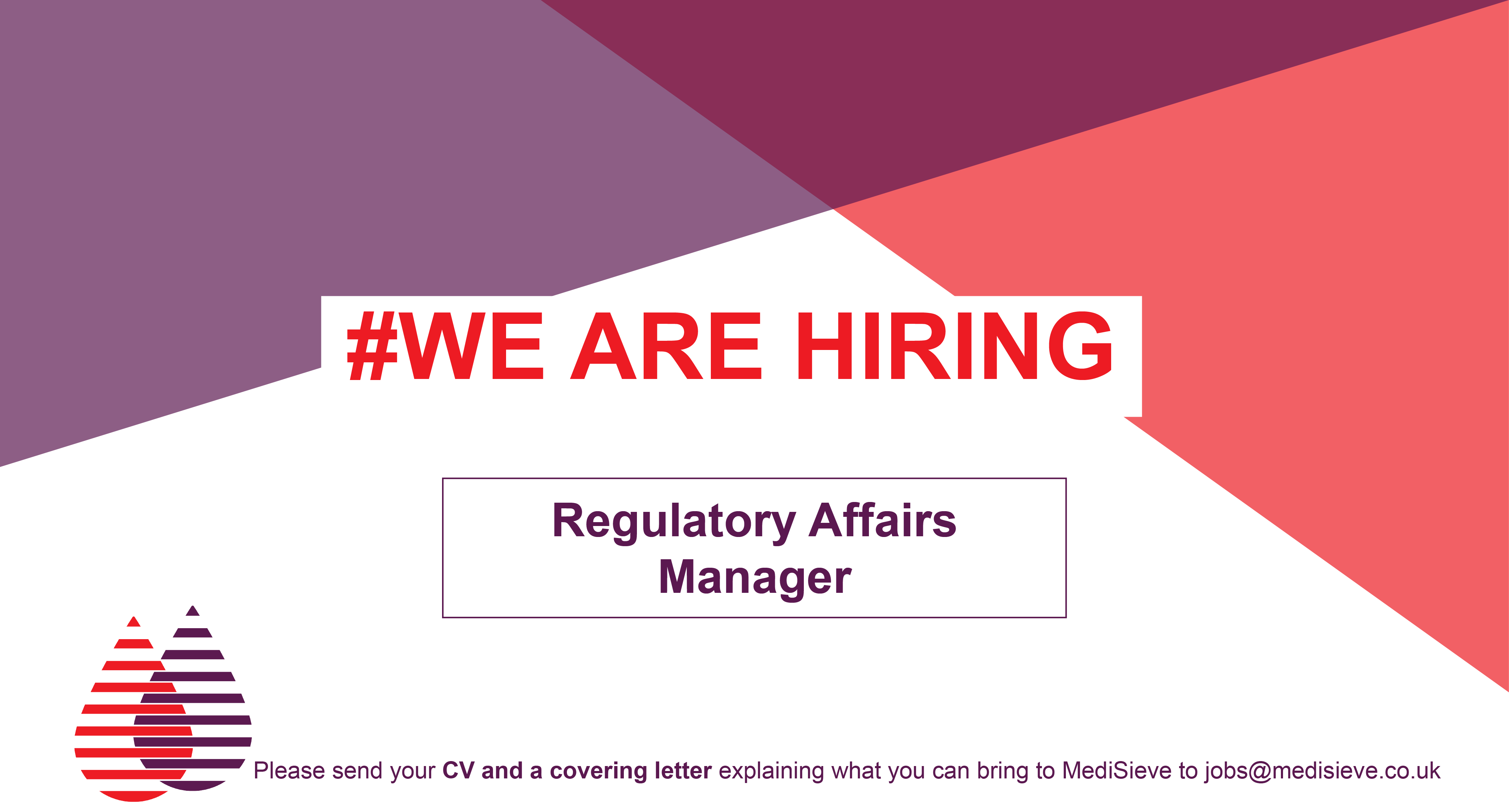 Job Posting: Regulatory Affairs Manager