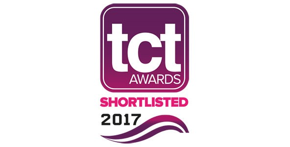 Innovative MediSieve blood filter shortlisted for prestigious TCT Awards 2017
